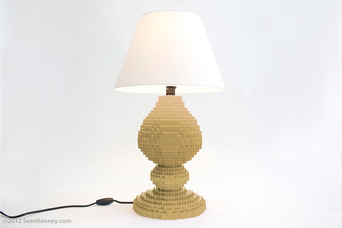 Lego Lamp Devoe-tan-lamp