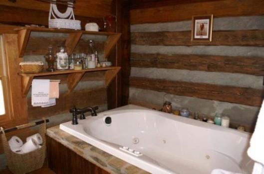 Bathroom with Rustic cool-rustic-bathroom-designs-21-554x367
